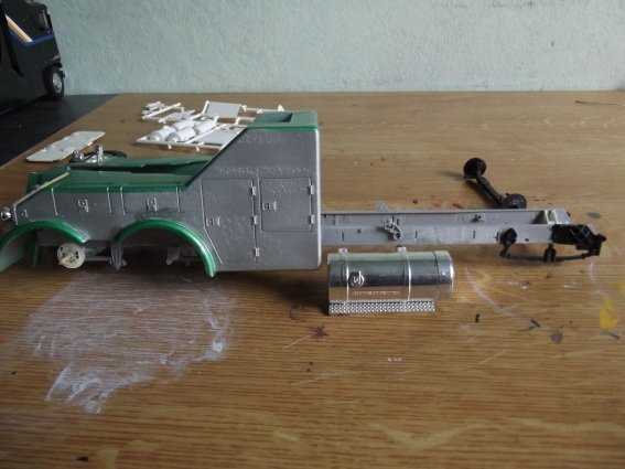 """Kleine """"Überholung"""" meines T-900 Wrecker R2huhdd242n"""