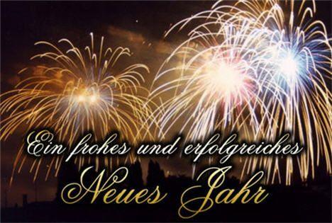 Auf einen guten Rutsch ins neue Jahr - Menden (Sauerland)
