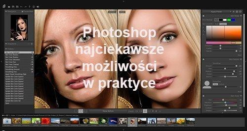 Photoshop najciekawsze mo�liwo�ci w praktyce