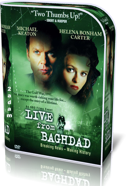 Na żywo z Bagdadu (2002) KiT-MPEG-4-H.263-AAC /Lektor/PL