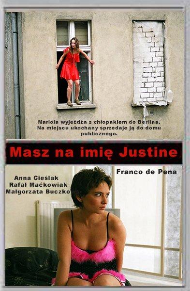 Masz na imię Justine (2005) KiT-MPEG-4-AVC-AAC /PL