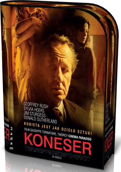 Koneser (2013) Blu-ray Video-536p-H.263-AVC-AAC / Lektor /PL