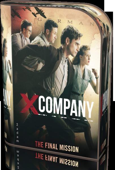 Kompania X (2015) TVrip-MPEG-4-HDTV-720p-H.264-AAC /Lektor/PL