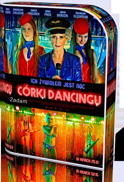 Córki dancingu (2015) KiT-MPEG-TS-H.264-AVC-AAC /PL
