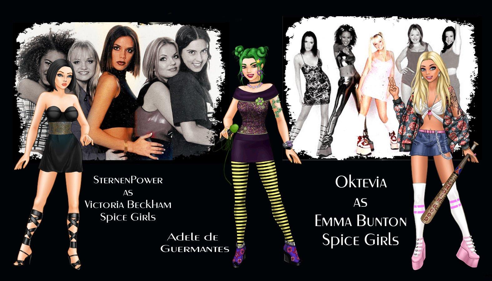 girlbands 90er