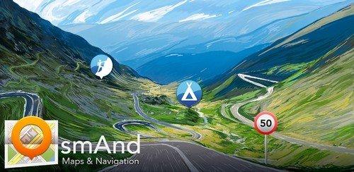 Maps & Navigation - OsmAnd+ v 2.6.0 (android) (PL)