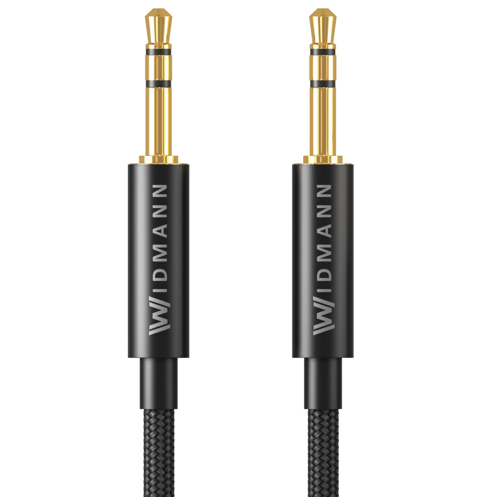 2m aux kabel 3 5mm klinke stecker klinkekabel handy. Black Bedroom Furniture Sets. Home Design Ideas