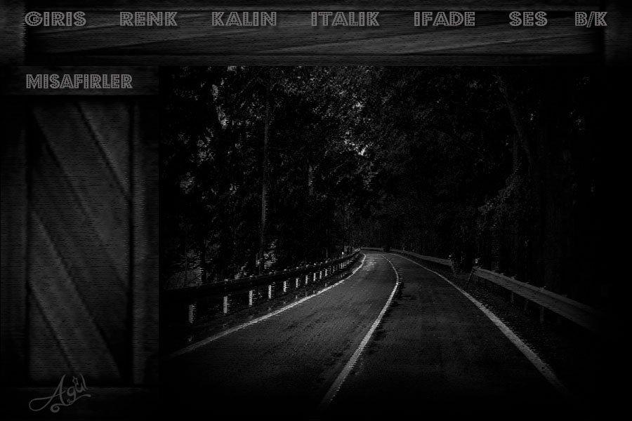 Karanlığa Doğru Radyo Teması -Ayşe Gül**