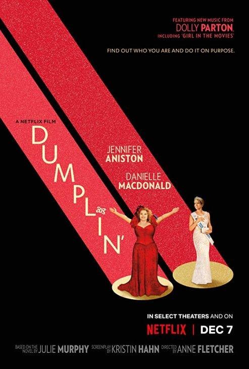 Kluseczka / Dumplin' (2018) PL.NF.WEB-DL.XviD-KiT / Lektor PL