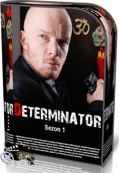 Determinator (2007) Tvrip-MPEG-4-720p-AVC-H.264-AAC LC/PL