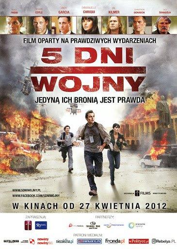 5 dni wojny (2010) KiT-MPEG-4-H.263-AVC-AAC /Lektor/PL