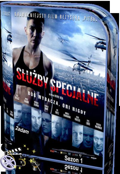 Służby specjalne (2015) TVrip