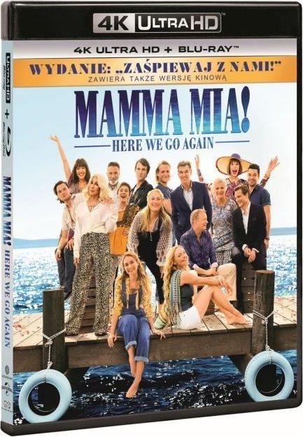 Mamma Mia 2 / Mamma Mia: Here We Go Again (2018) DUAL.2160p.REMUX.UHD.BluRay.HEVC.HDR.TrueHD.MA.7.1-P2P / Lektor PL i Napisy PL